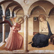 Fra Angelico, Annunciation