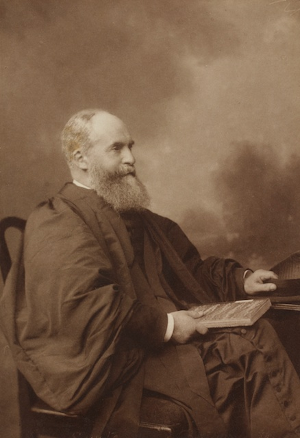 Henry Barclay Swete, photograph by Palmer